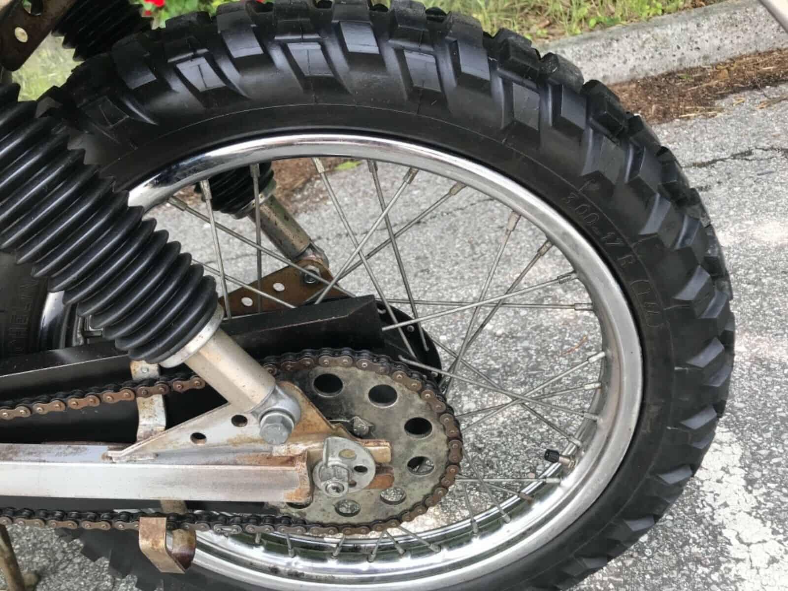 MALANCA COUNTRY CROSS 50cc 1975