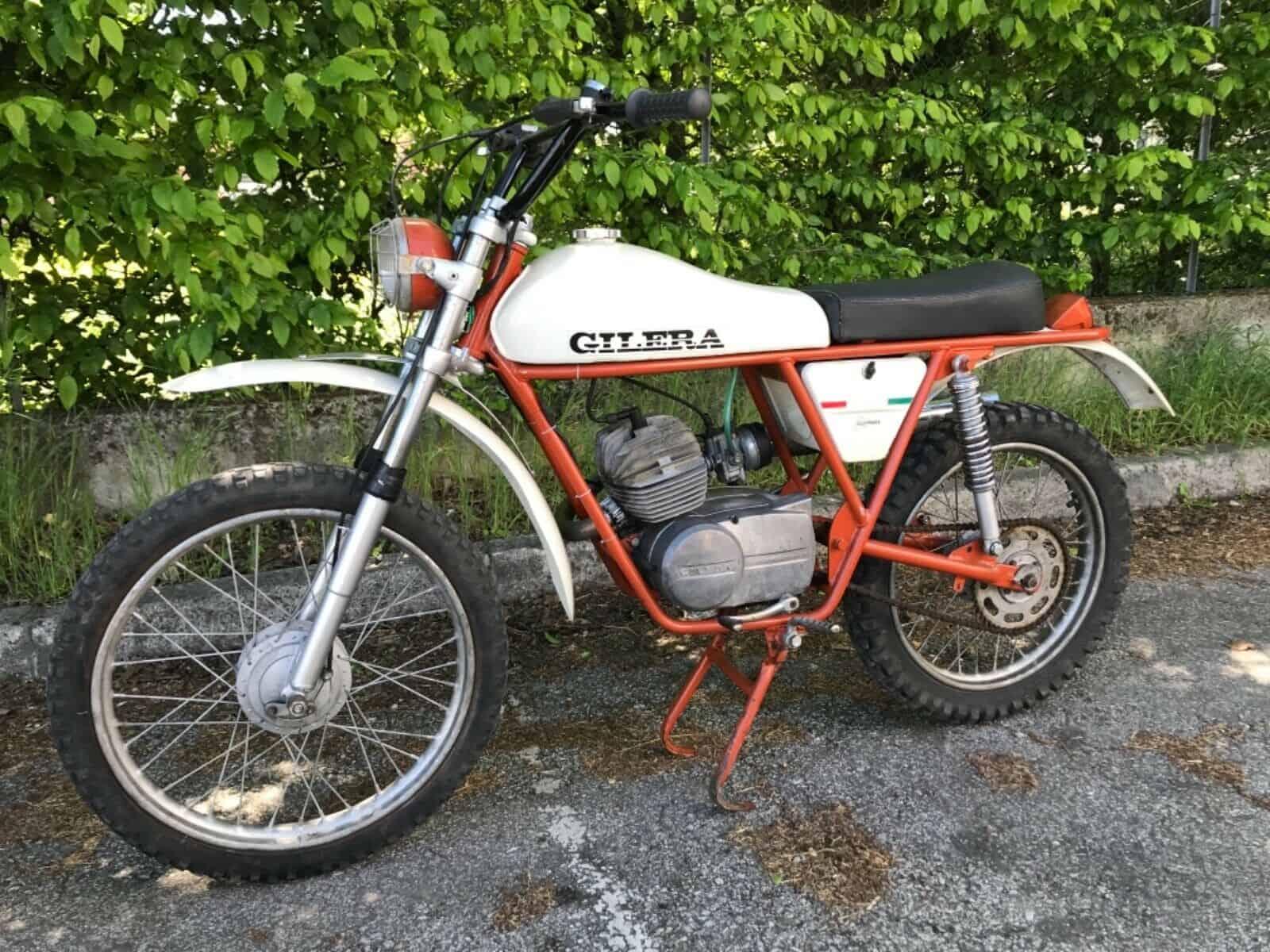 GILERA TRIAL 5V 50 SPORTS 1973