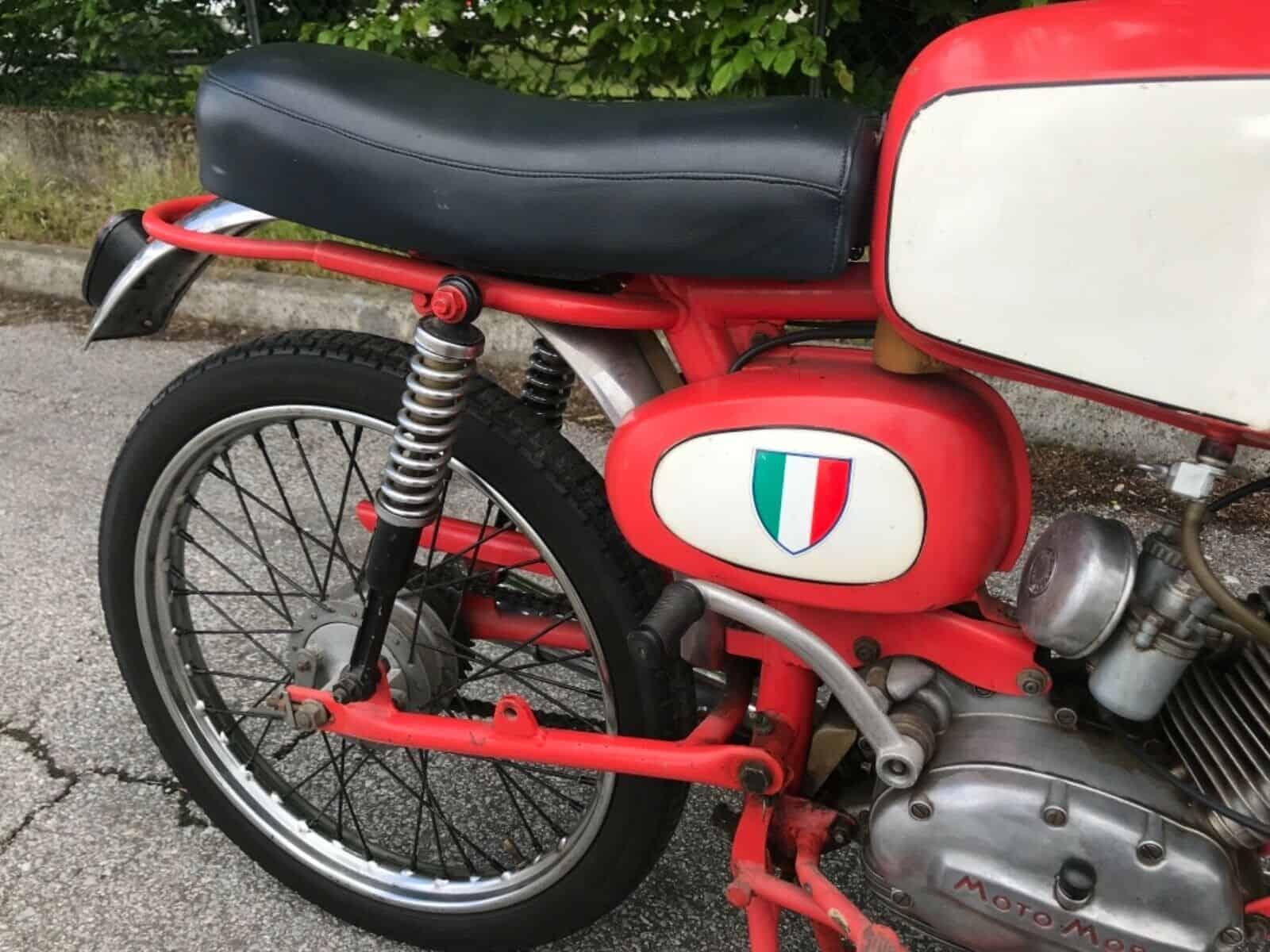 MOTO MORINI CORSARINO 50cc 1971