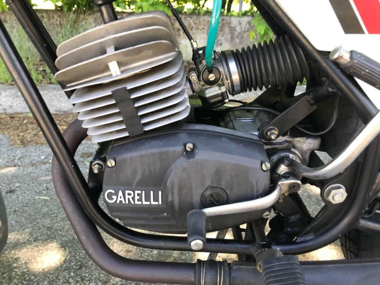 GARELLI GRAN TURISMO 50cc 1977