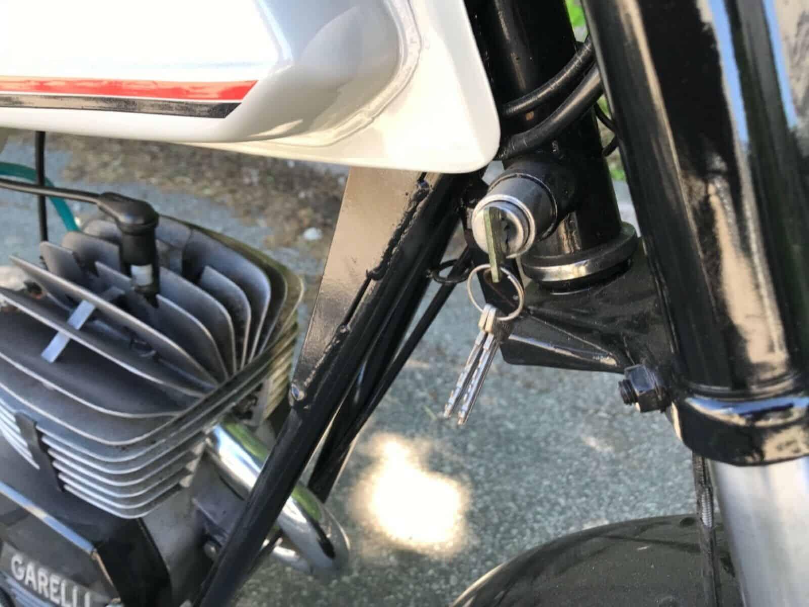 GARELLI JUNIOR TURISMO 50cc 1977
