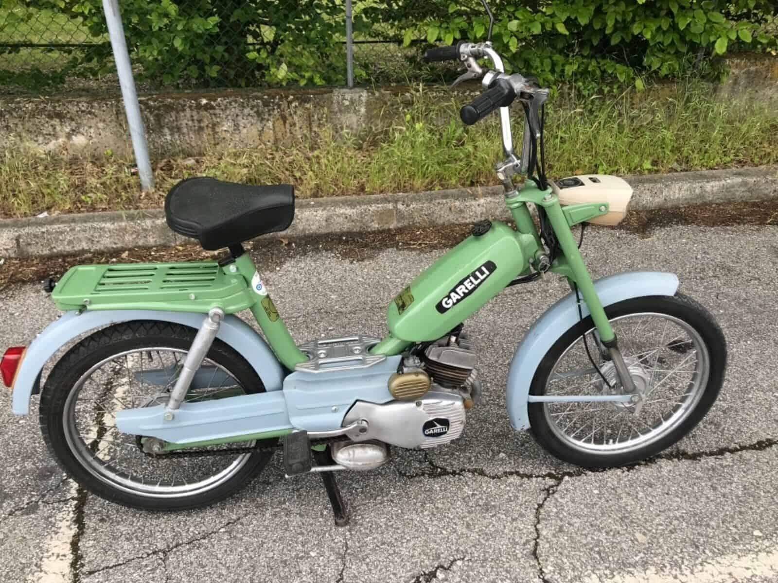 GARELLI GULP FLEX 50cc 1977