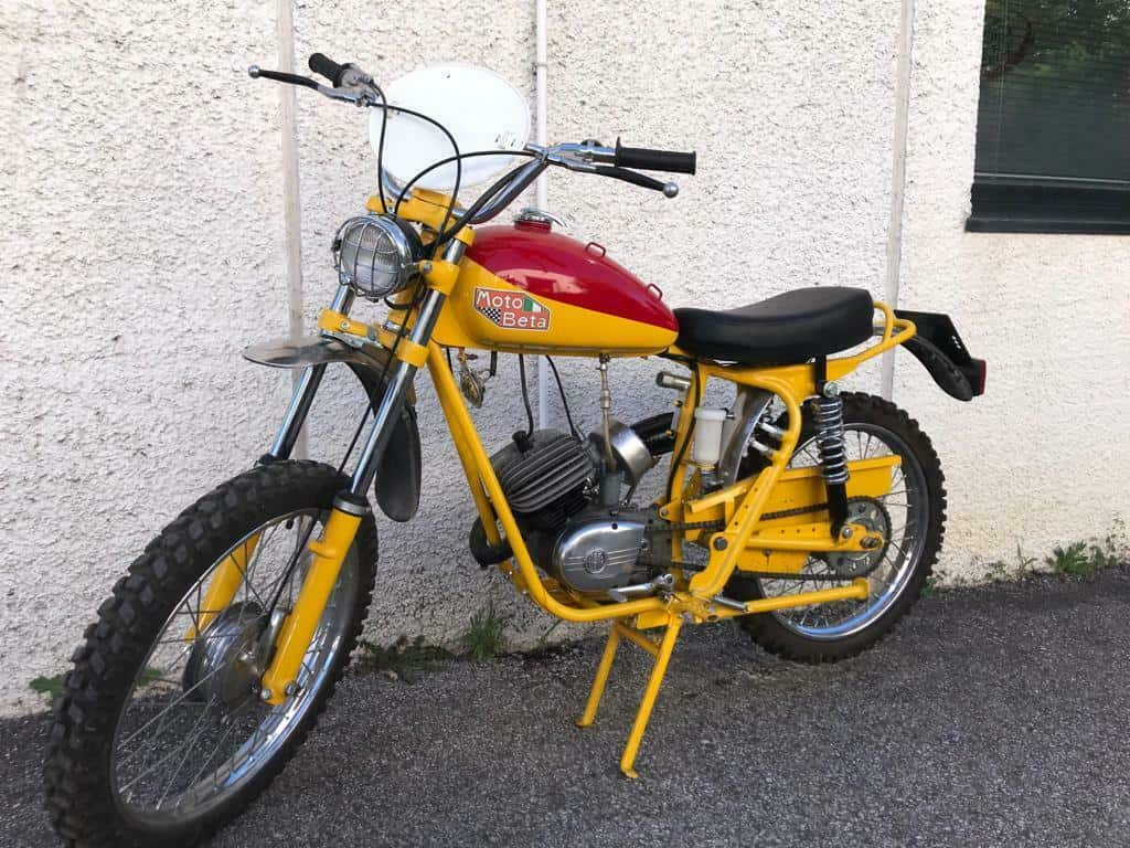Beta Cross 50cc 1971