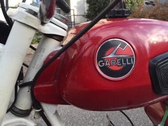 GARELLI JUNIOR TURISMO 50CC 1967