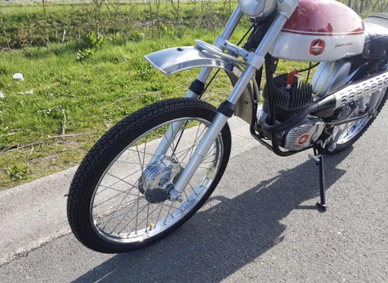 GARELLI JUNIOR CROSS 50cc 1970