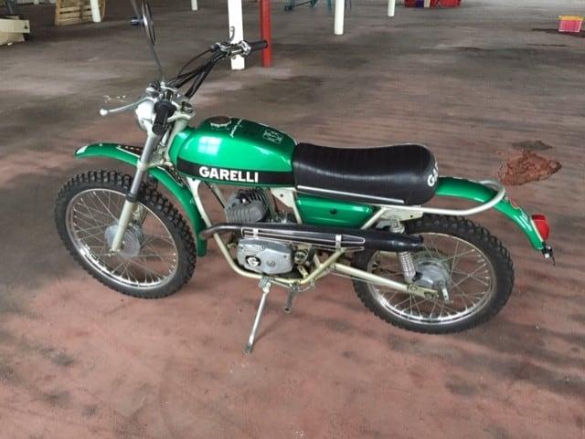 GARELLI KL50 JUNIOR CROSS 1976