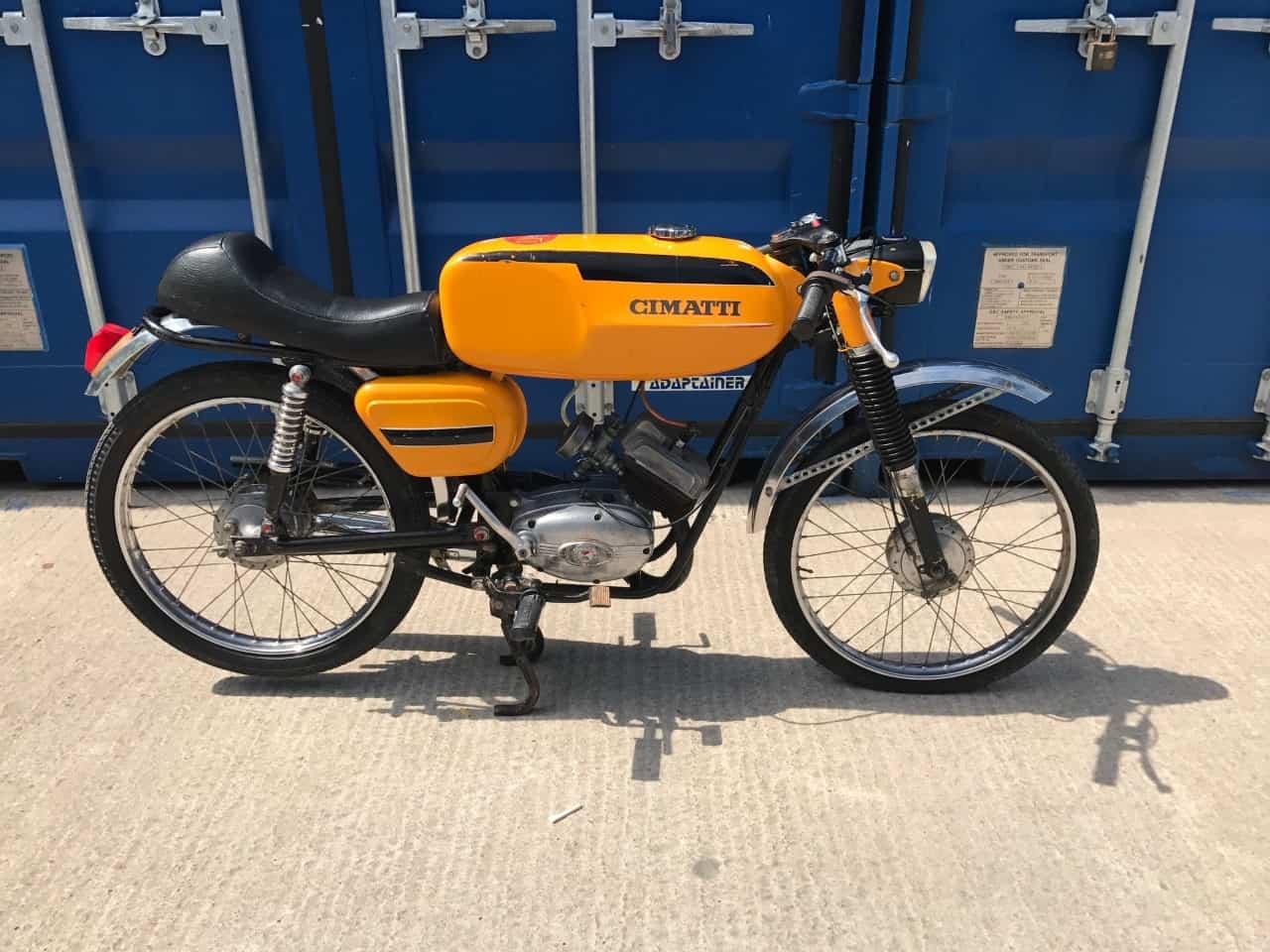 CIMATTI S4 50cc 1967