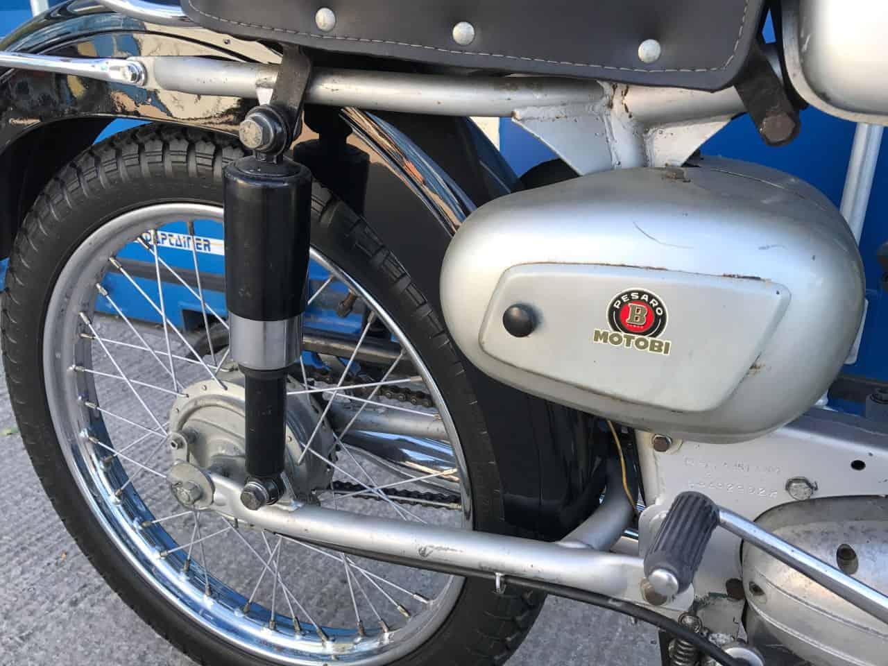 MOTOBI AMERICA 50cc 1968