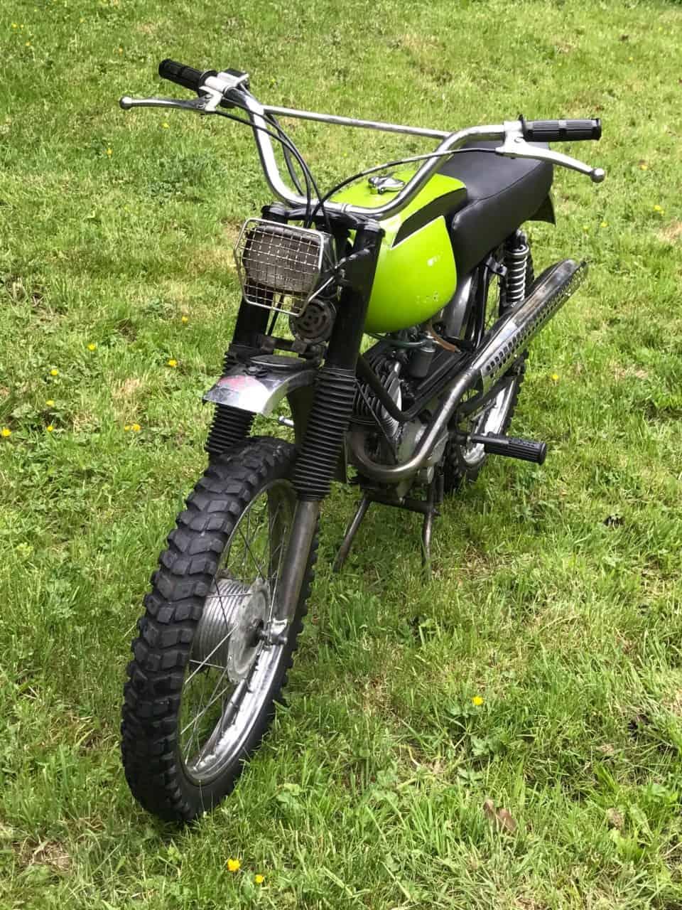 MOTO GUZZI DINGO CROSS 50cc 1972