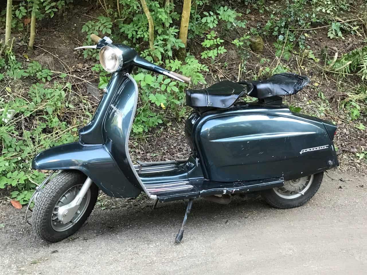LAMBRETTA Li125 SERIES 3 1967