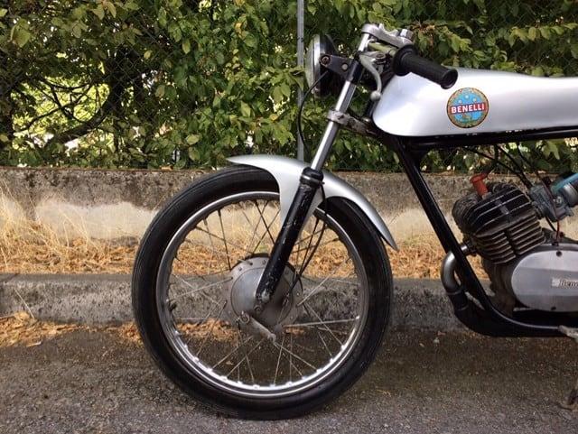BENELLI CAFE RACER 50CC 1972