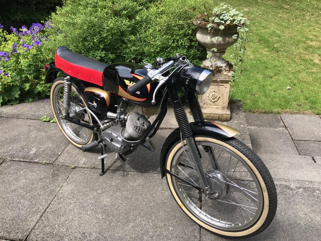 MOTO MORINI CORSARINO 50 1964