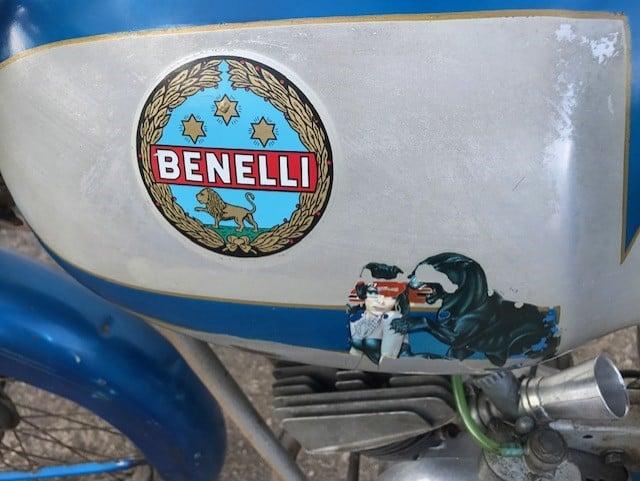 BENELLI FIREBALL 50 1967