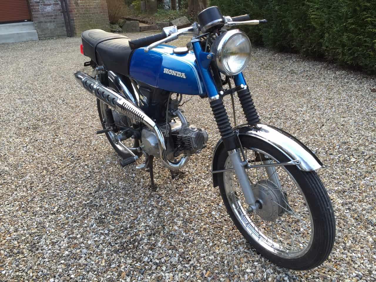 HONDA SS50 1972