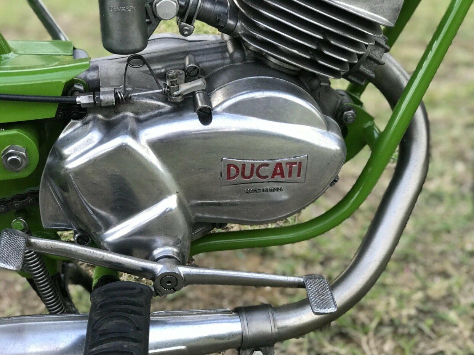 Ducati 50 SL/1 50cc 1967