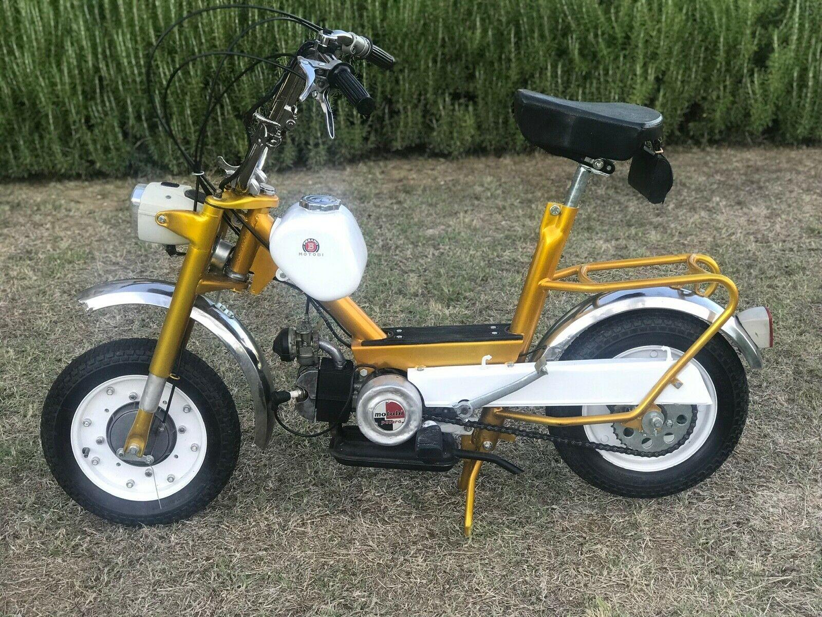 Motobi / Benelli Motorella 49cc 1970