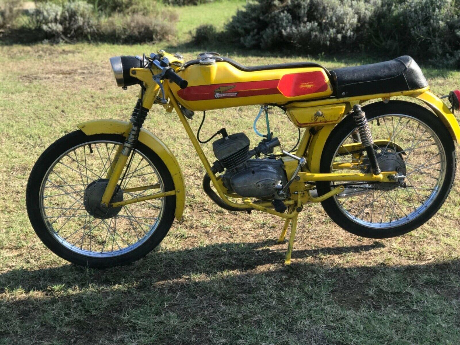 Ducati 50 SL/1  1966