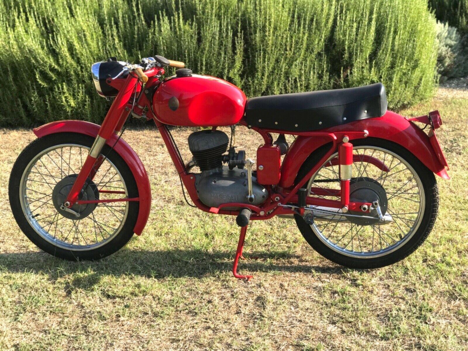 MASERATI L125 T2 Turismo Lusso 1956