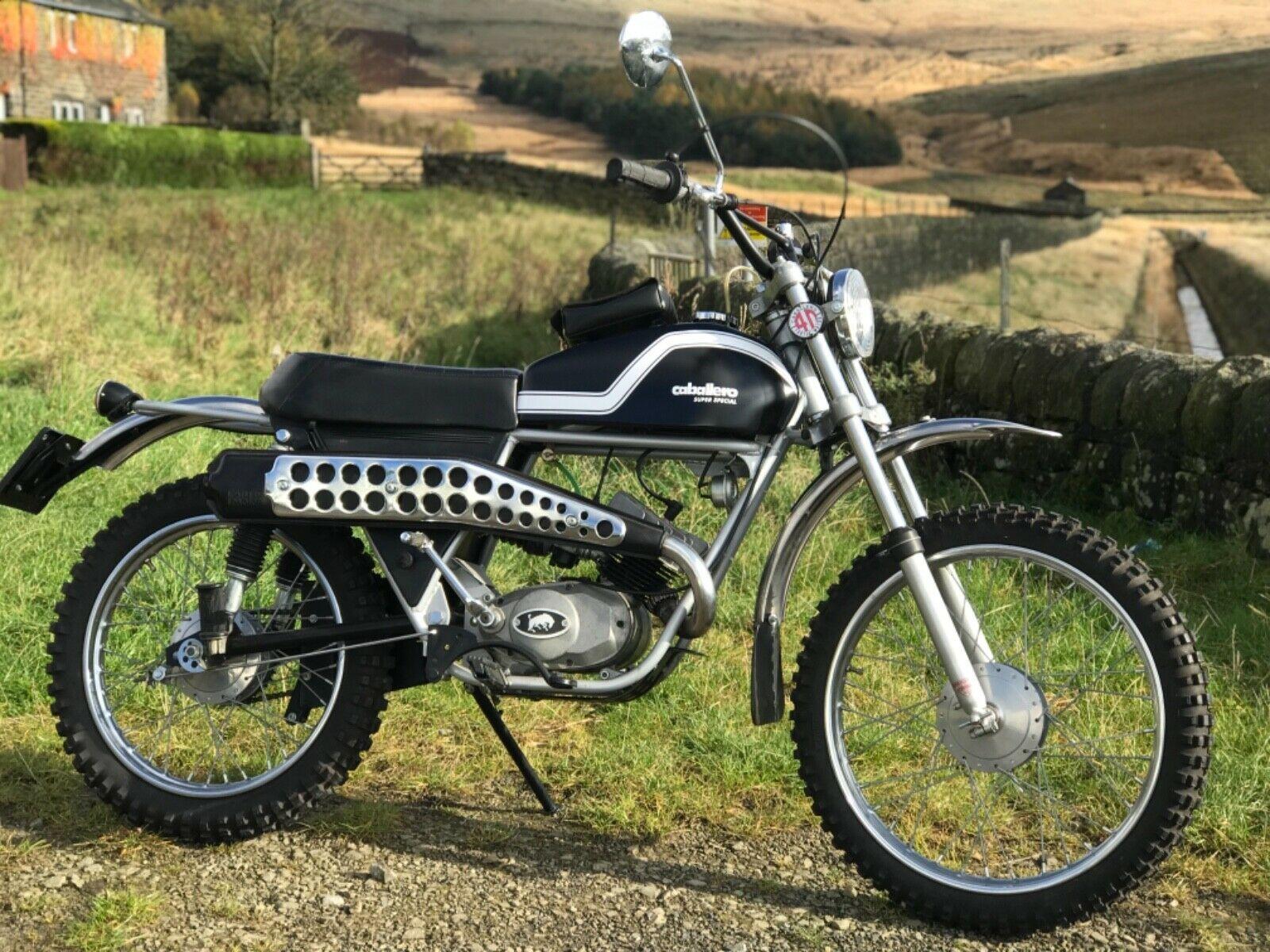 Fantic Caballero 50cc Super Special 1974
