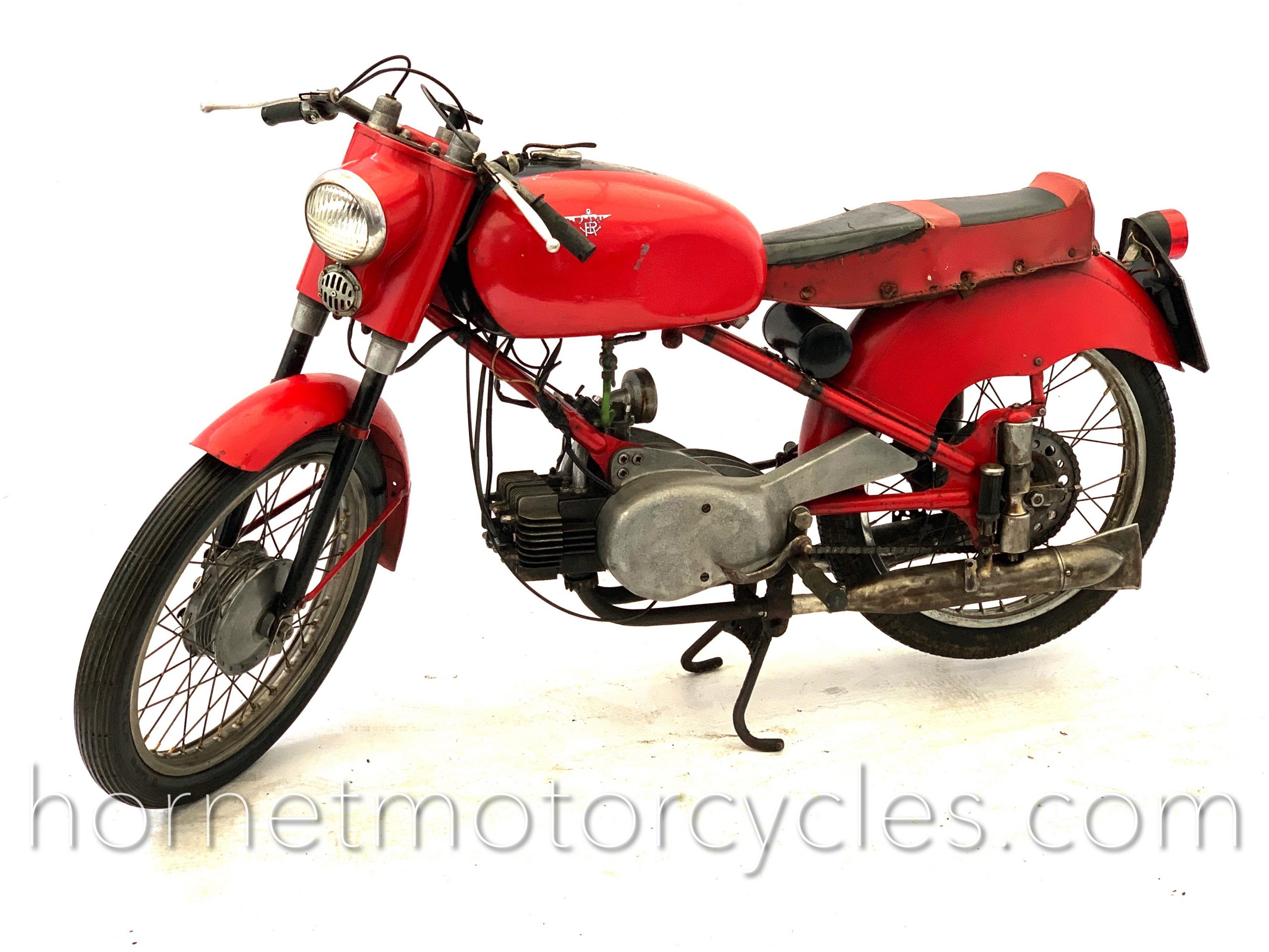 MOTO RUMI 125 TURISMO 1953