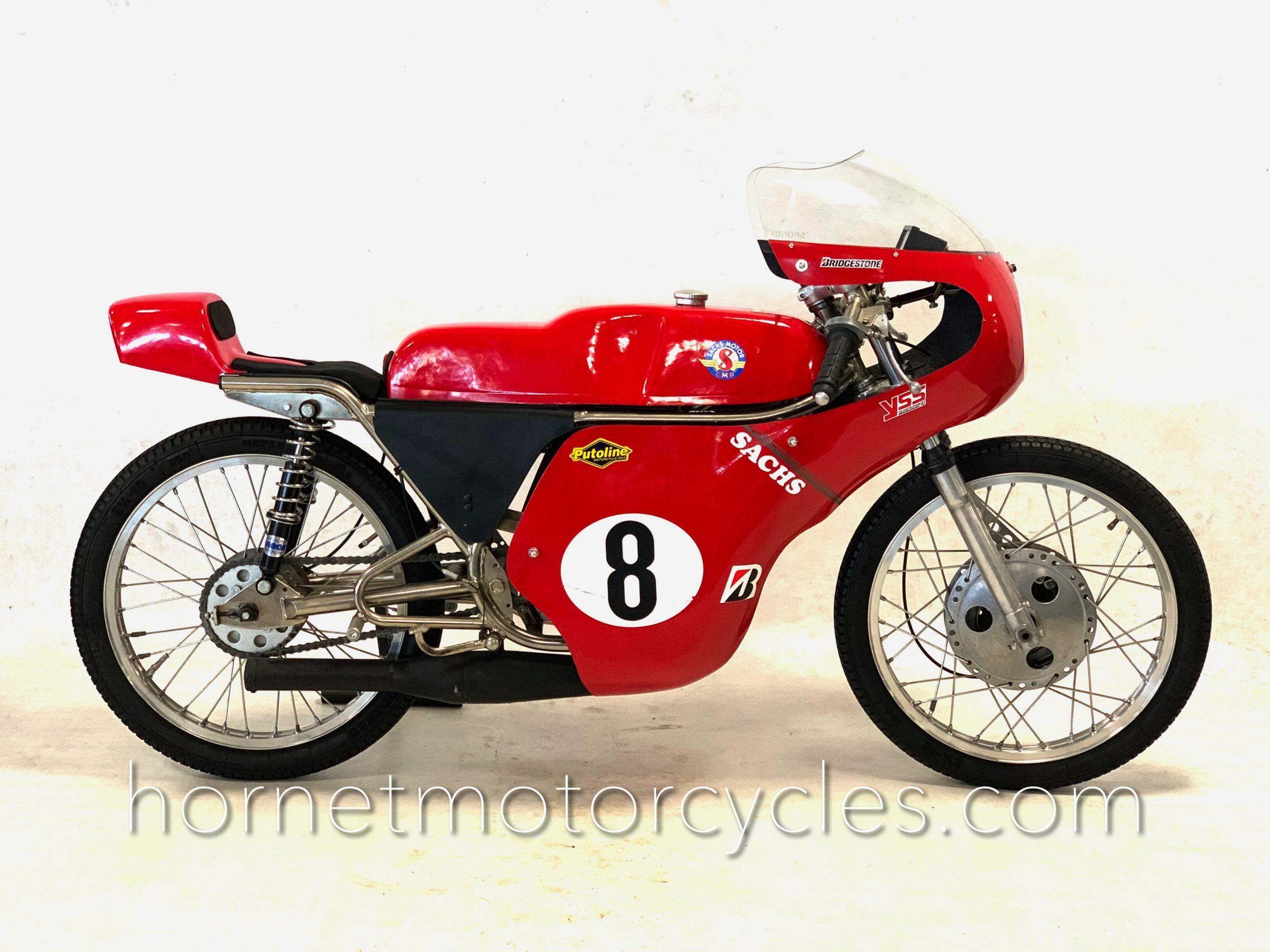 Sachs 50cc Gran Prix Racing Motorcycle
