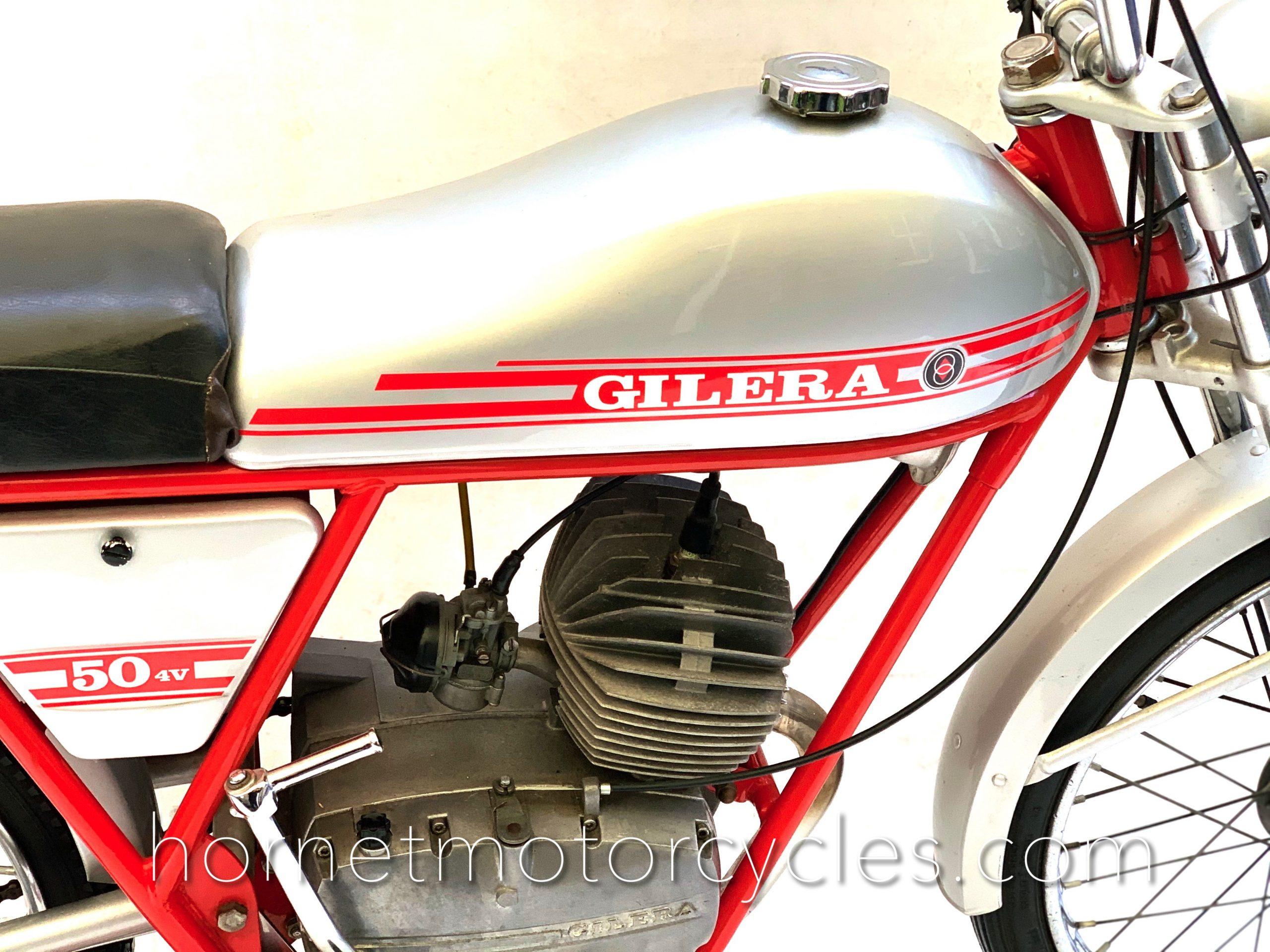 Gilera Touring 50 4V