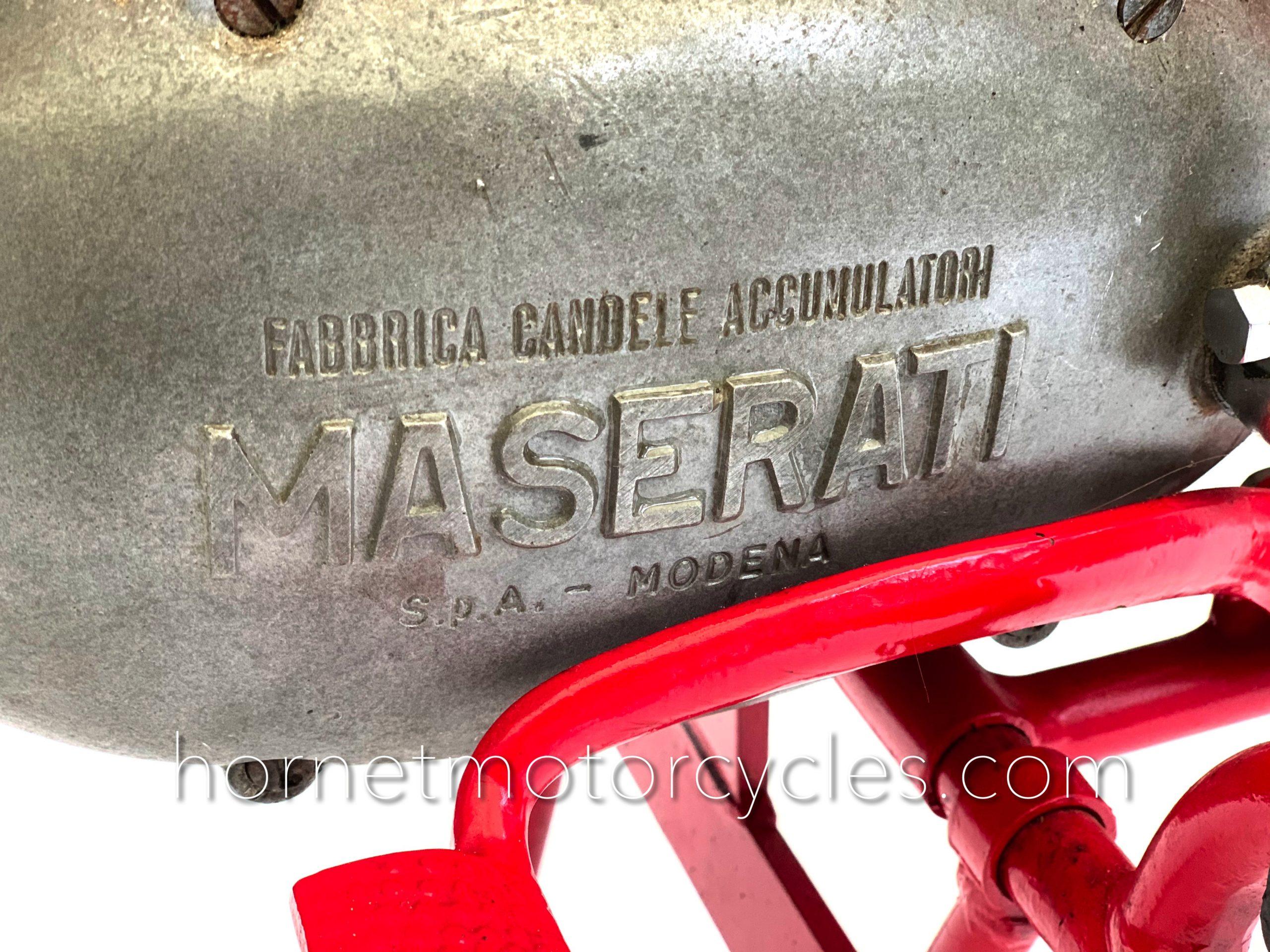 Maserati 125 T2 Turismo Lusso