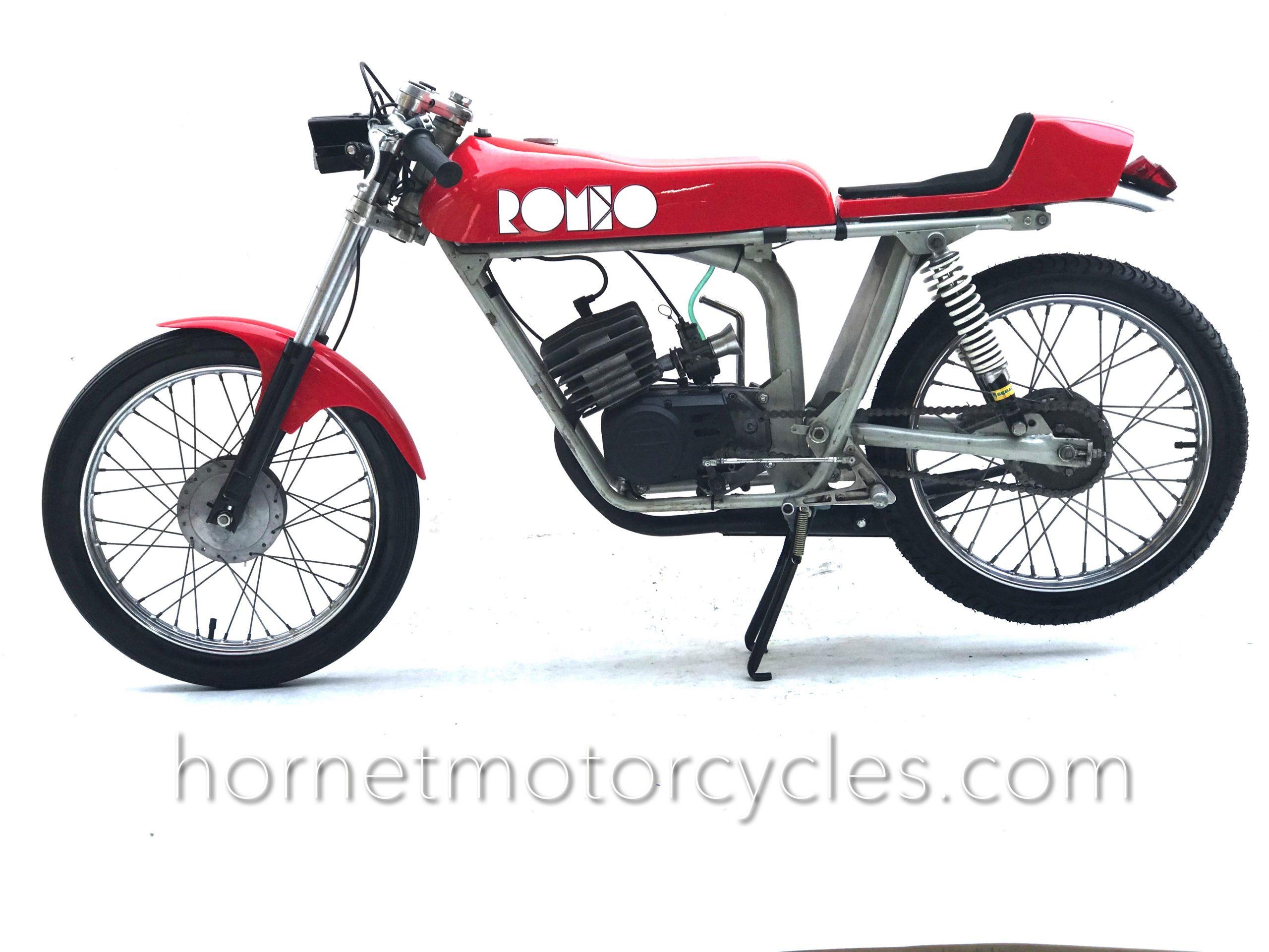 Romeo Monster P6